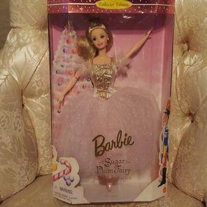 Collectable Sugar Plum Fairy Barbie